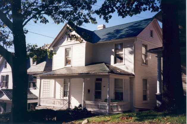 Long family home in Clifton Forge, VA for over 75 years.