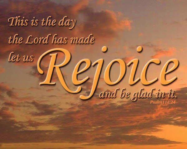 Good Morning to Rejoice!