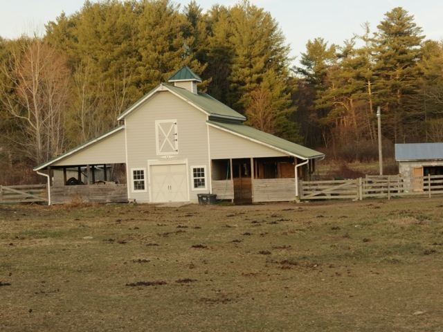 Crabtree Falls Stables