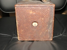 Box Camera by Eastman Kodak inherited from the Long Family