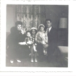 Hinchee Family Easter 1969