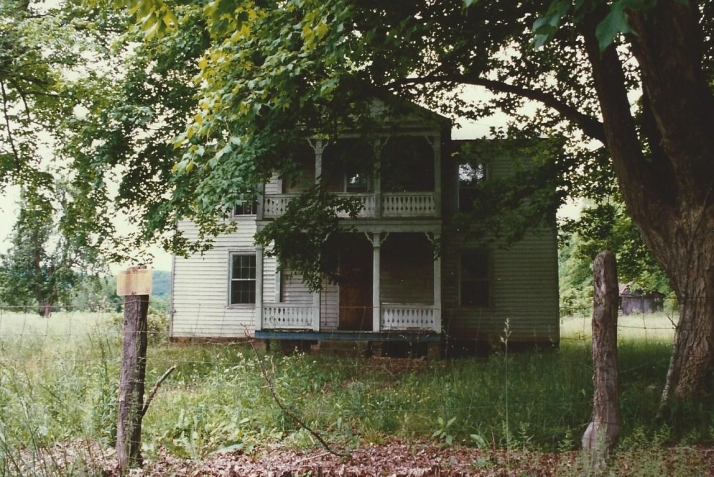 The McKenney Homeplace 3 June 1997