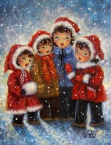 Christmas Carolers eb8b4ae4dfd78e669e4a9289dfc3255e