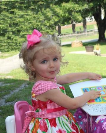 Little Isabel Kathie Kathie