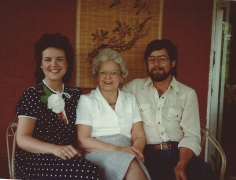 Cathy, Mother, John