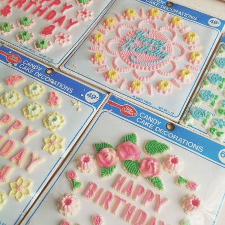 Groovy Betty Crocker Candy Cake Decorations Katherine H Purdy Funny Birthday Cards Online Barepcheapnameinfo