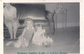 Barbara, Sandra, Kathy @ Sylvia's House (2013_12_29 01_50_28 UTC)